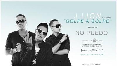 J Lion Ft. Golpe A Golpe - No Puedo (Official Remix)