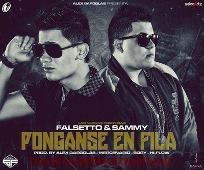 Falsetto y Sammy
