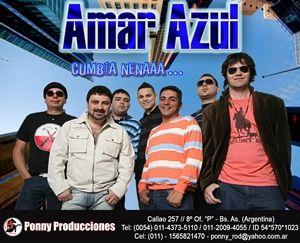 Amar Azul cumbia 2013